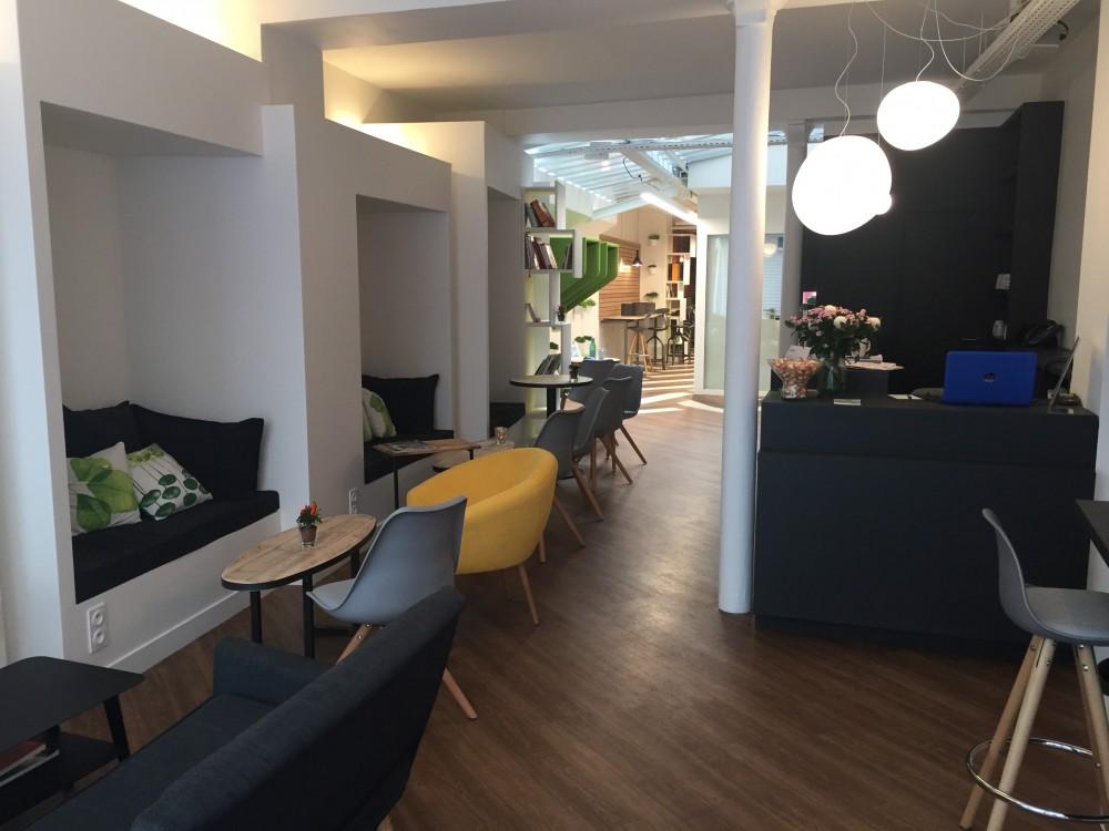 Café wifi myCowork 4€/h avec boissons et wifi Sentier Paris 2ème