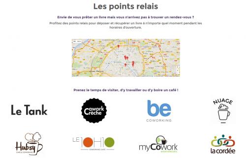 Dans un espace de #coworking on en fait des choses !!! #Paris #Montorgueil #collaboratif