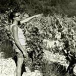 Géraldine Laval vigneronne dégustation de vin Romuald Cardon chez myCowork