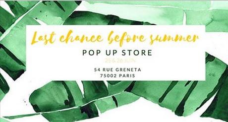 Pop-up Store les Oies Sauvages chez myCowork, espace de coworking, le we du 25&26 Juin