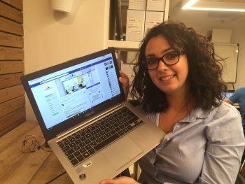 Mayane - créatrice de Test my App - chez myCowork, ton espace de coworking de quartier à Montorgueil