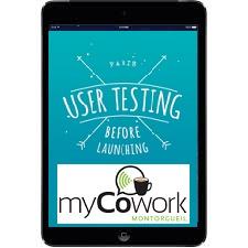 soirée test my App chez myCowork le 27 OCT à 19h vient faire tester ton application ou ton site !