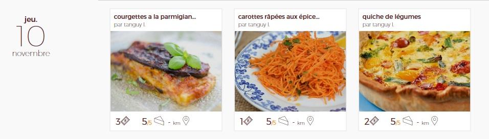 makemesomefood nous offre le déjeuner chez myCowork, espace de coworking à Montorgueil PARIS 54 rue Greneta 75002 Paris