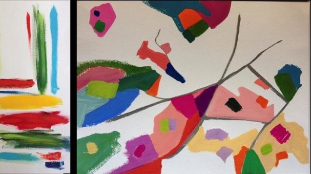 """""""Peindre la Joie"""" exposition du 4 Mars au 3 Avril"""