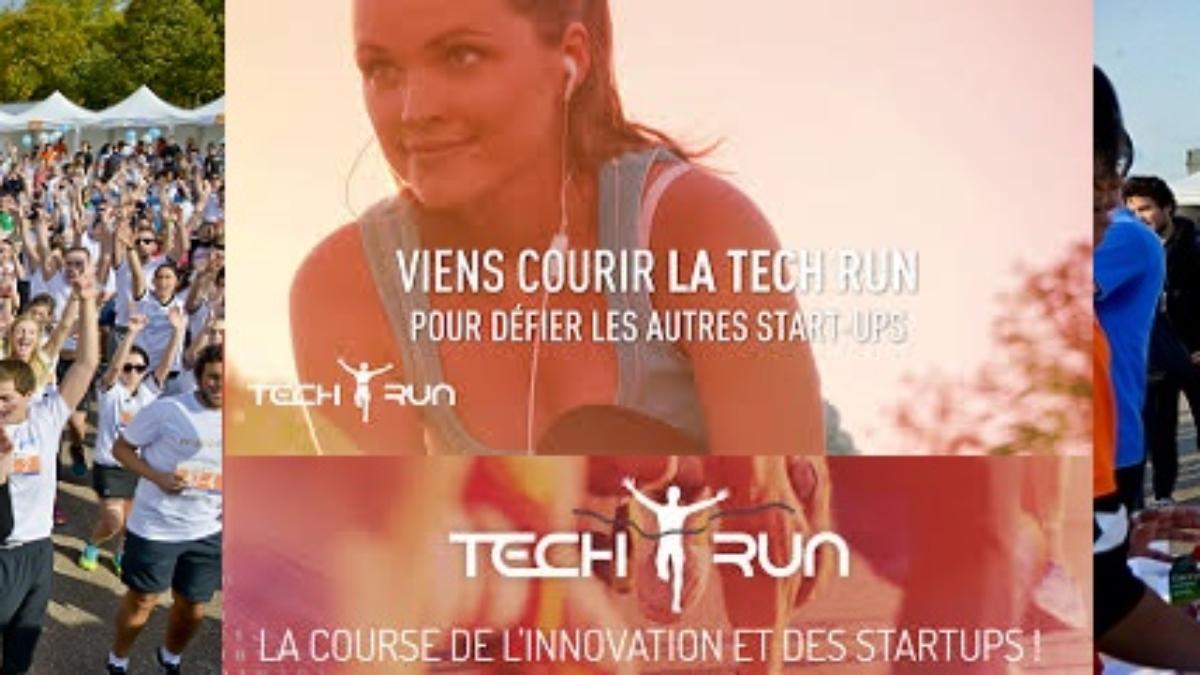 myCowork espace de coworking Paris a formé son équipe pour la techrun