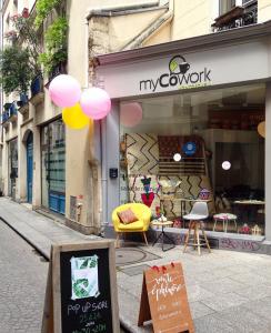 myCowork est un joli espace et nous mettons tout notre cœur dans l'accueil qui vous y est réservé.