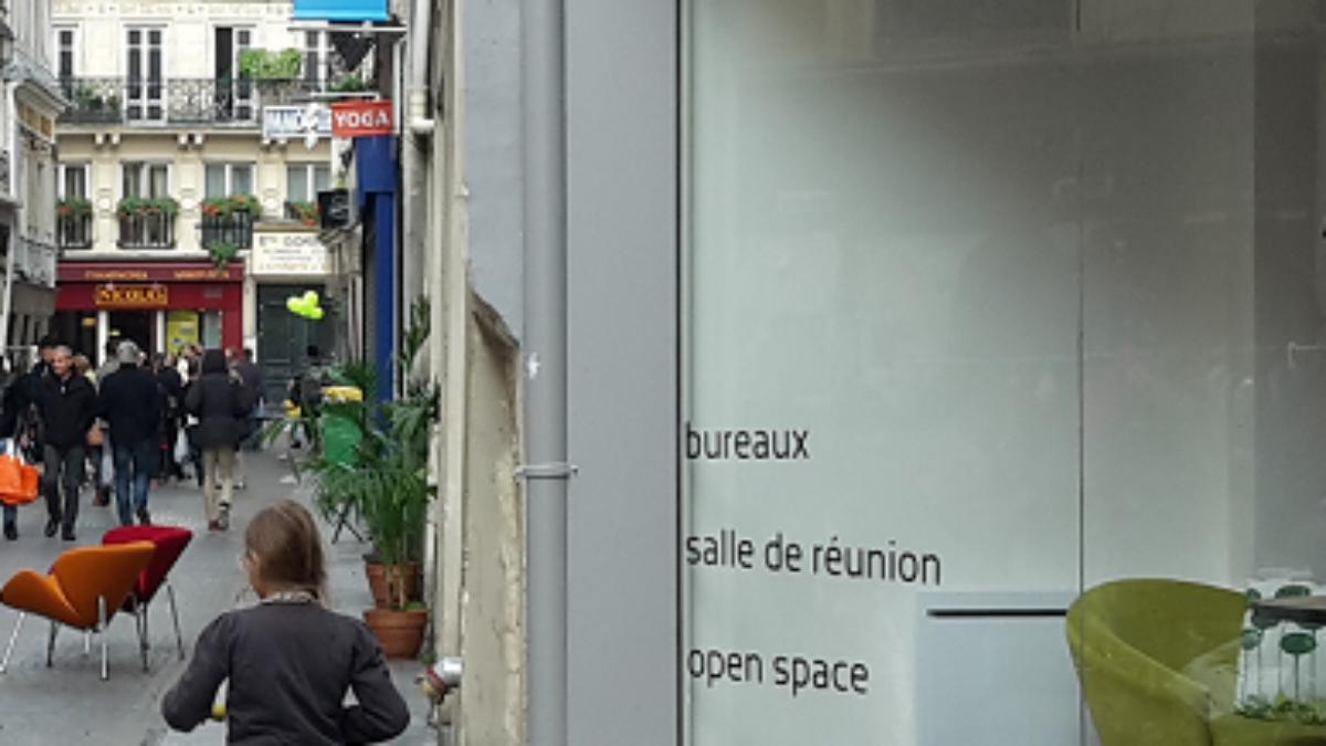mycowork montorgueil rue greneta - Paris