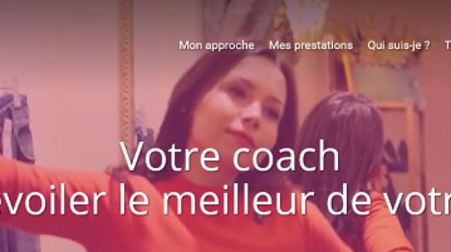 Majia- coach en image chez myCowork Montorgueil Paris
