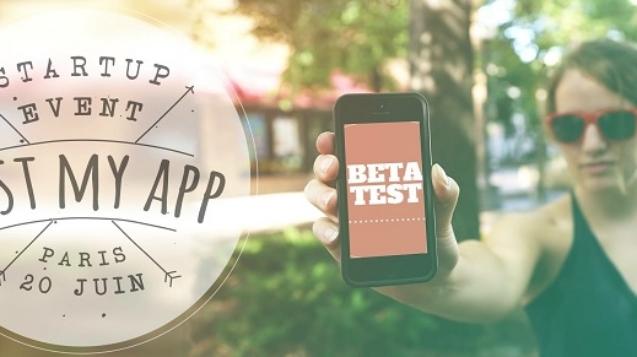 Test My App #8 chez myCowork le 20 Juin
