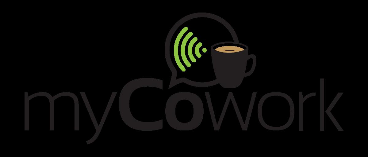 logo myCowork - espace de coworking au centre de Paris - Paris2 -Paris4