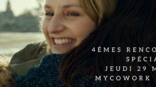 les 4ème rencontres Pro du court-métrage de Format Court chez myCowork Beaubourg