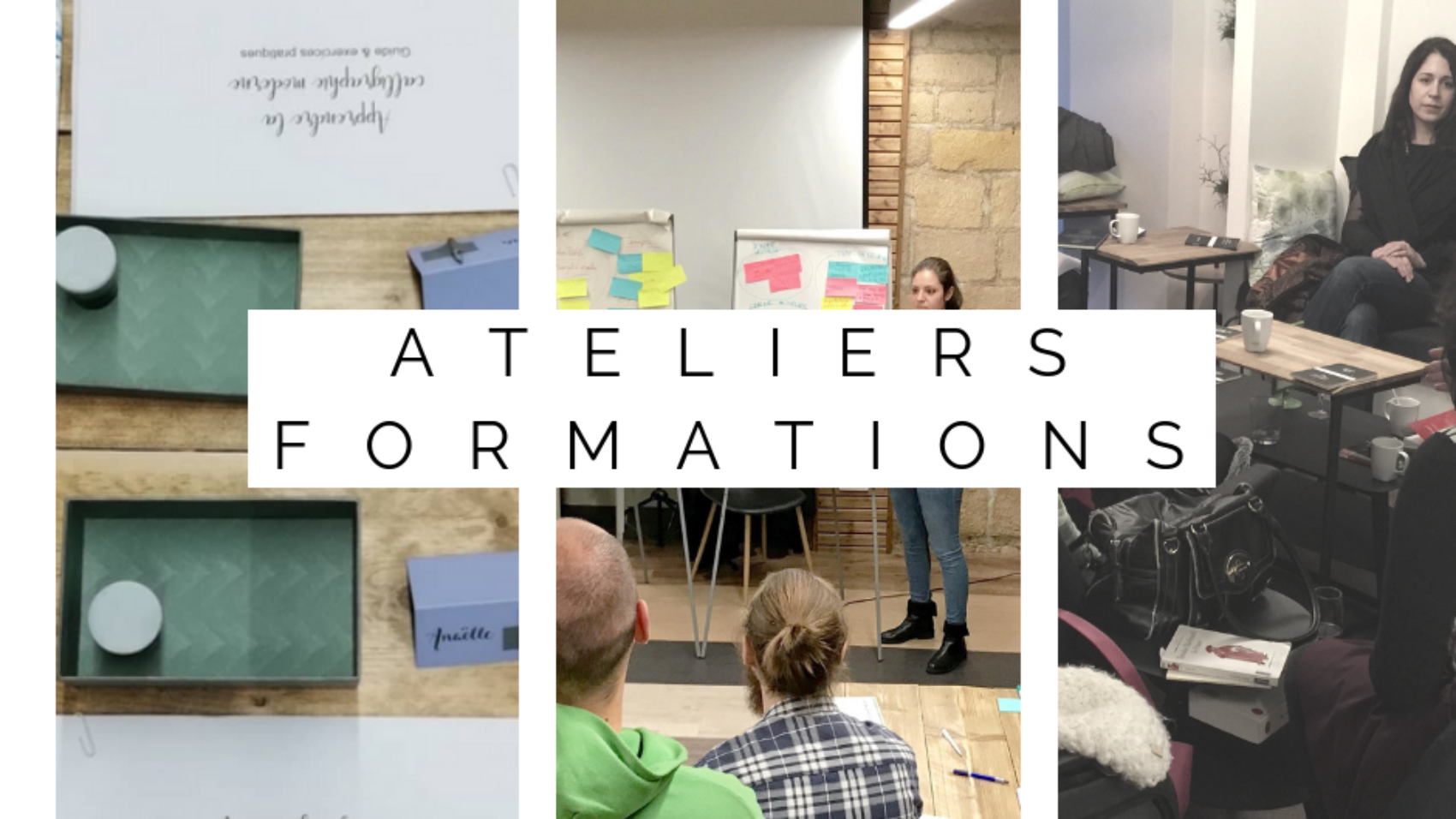 ATELIERS formations