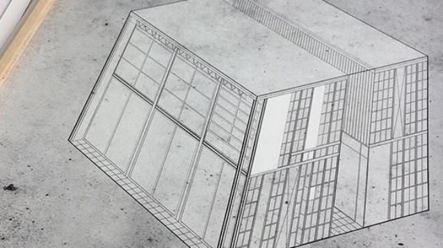 Yannick Martin - travail architectural