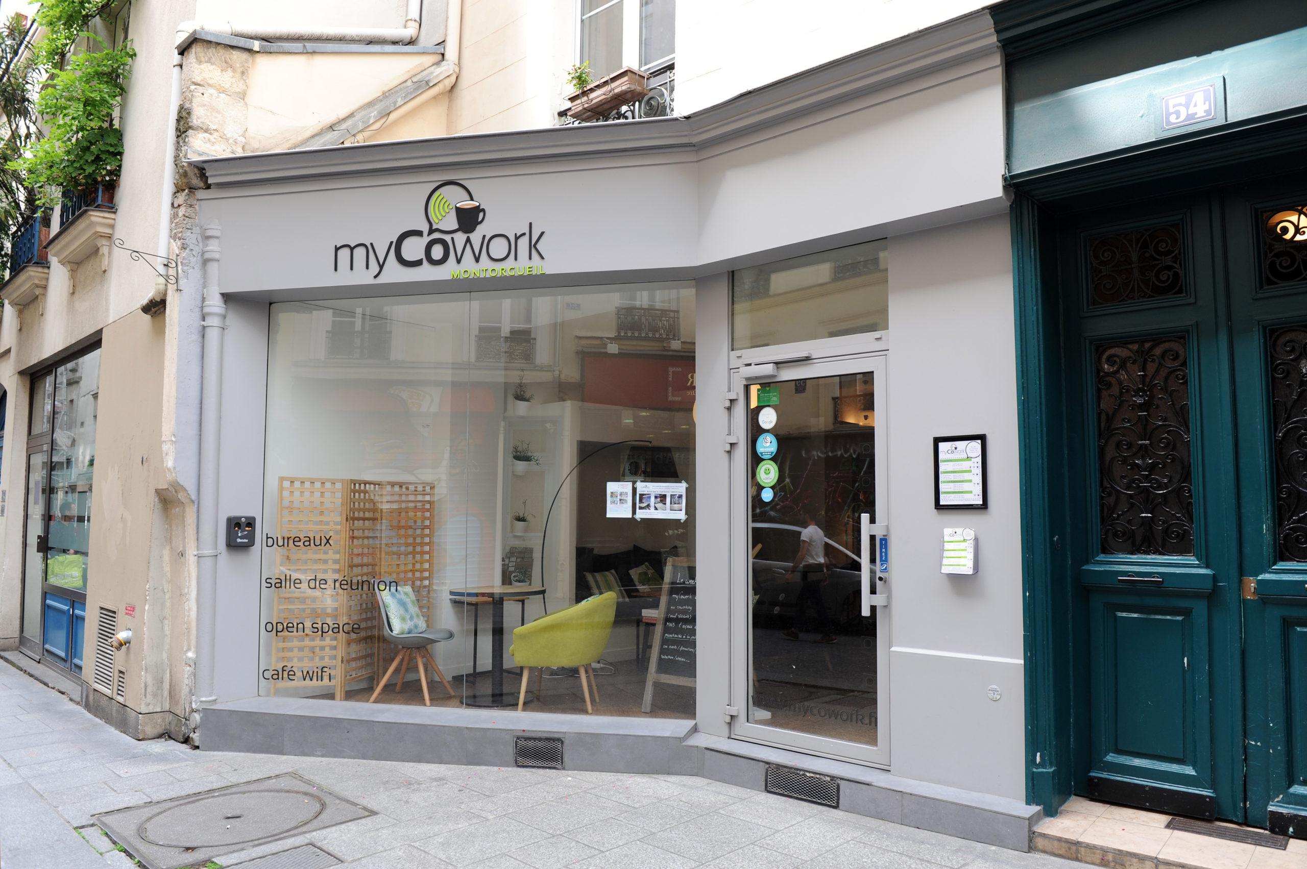 myCowork Montorgueil