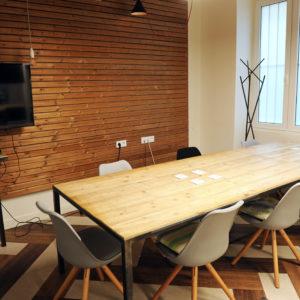 bureau privé 6 personnes en coworking chez myCowork Montorgueil - flexible - sans engagement - Paris2