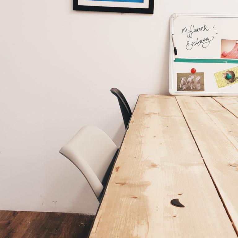 bureau privé 4 personnes en coworking chez myCowork Beaubourg - flexible - sans engagement - Paris4