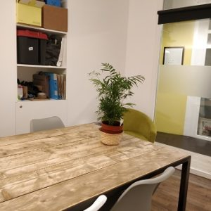 bureau privé 6 personnes en coworking chez myCowork Beaubourg - flexible - sans engagement - Paris4
