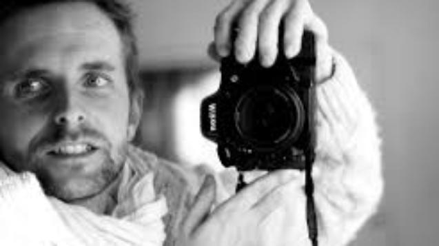 Basile Crespin - photographe et résident myCowork