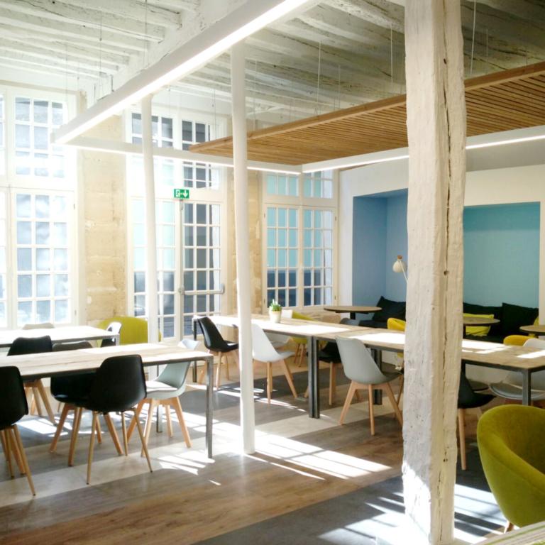 Openspace myCowork Beaubourg - 5 rue du clitre saint merri Paris4