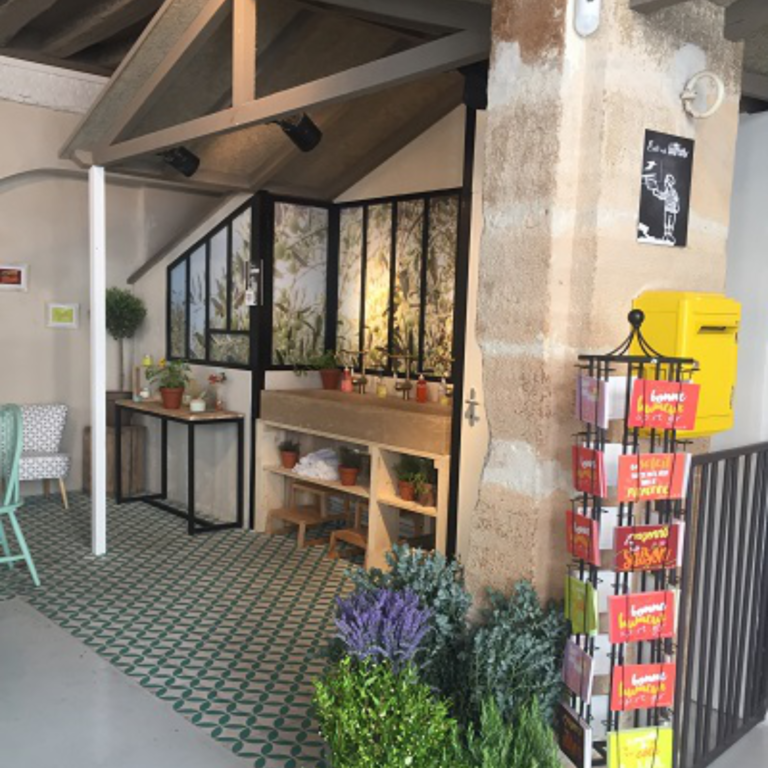 Privatisation espace Merri myCowork Beaubourg - popup store et magasin ephemere