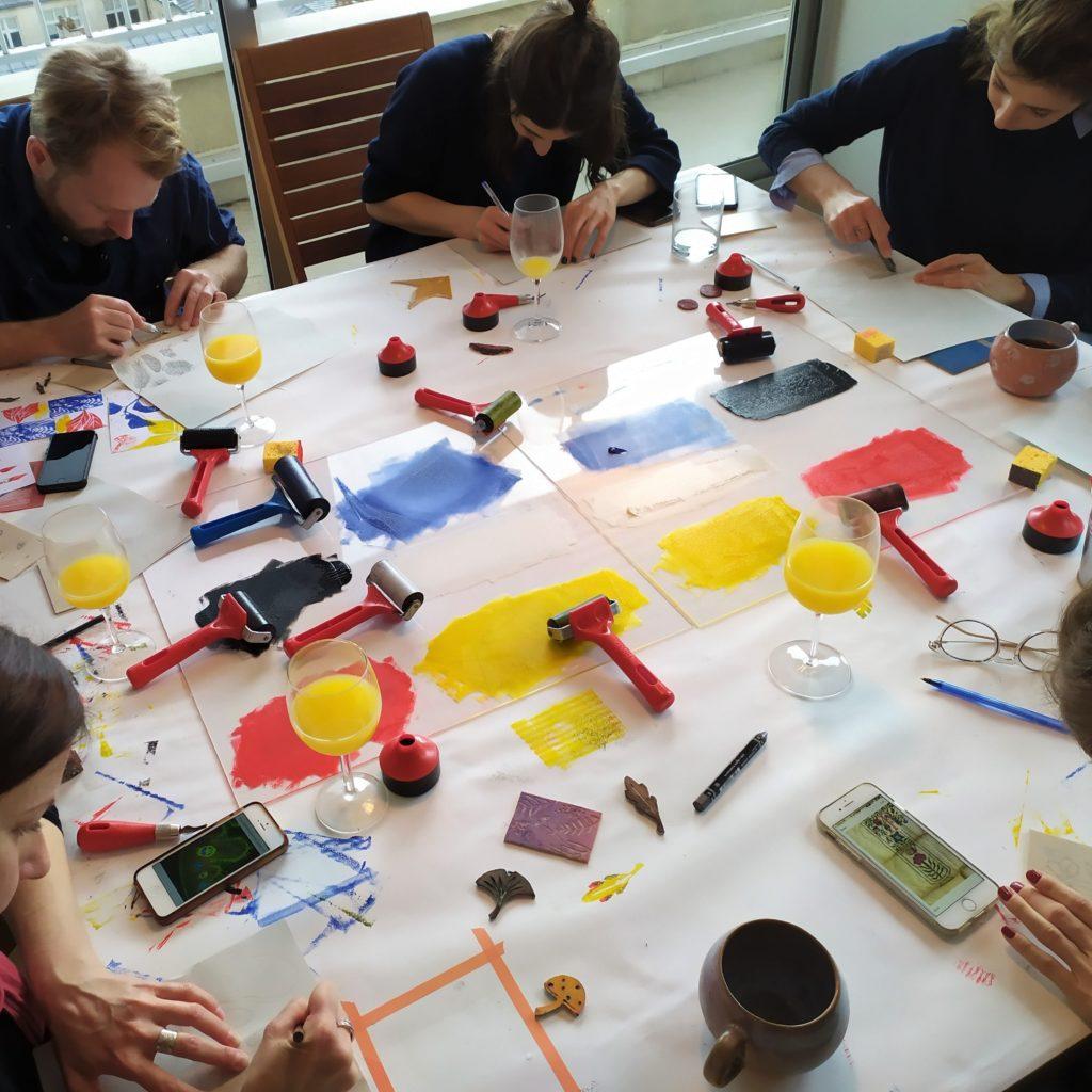 Les expositions de septembre chez myCowork : Creative Gatherings Paris, les ateliers