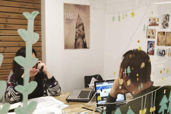 Coworking-Bureaux