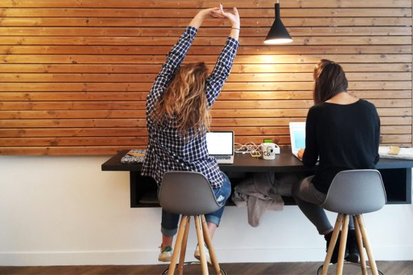 Coworking-girls